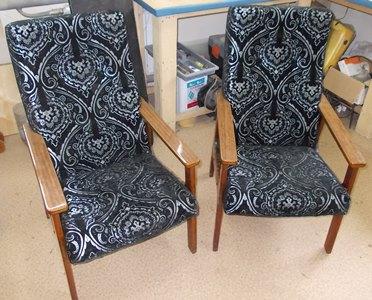 Реставрация кресла с деревянными подлокотниками своими руками мастер класс 39